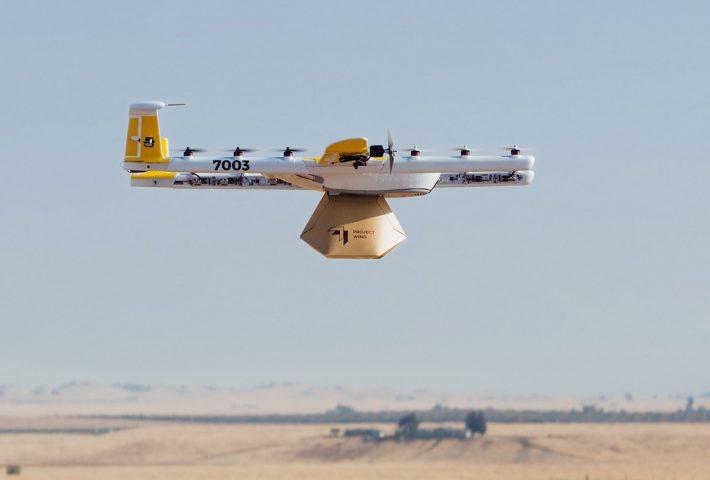 Drone İle Teslimat 29 Milyon Dolarlık Pazar Yaratacak