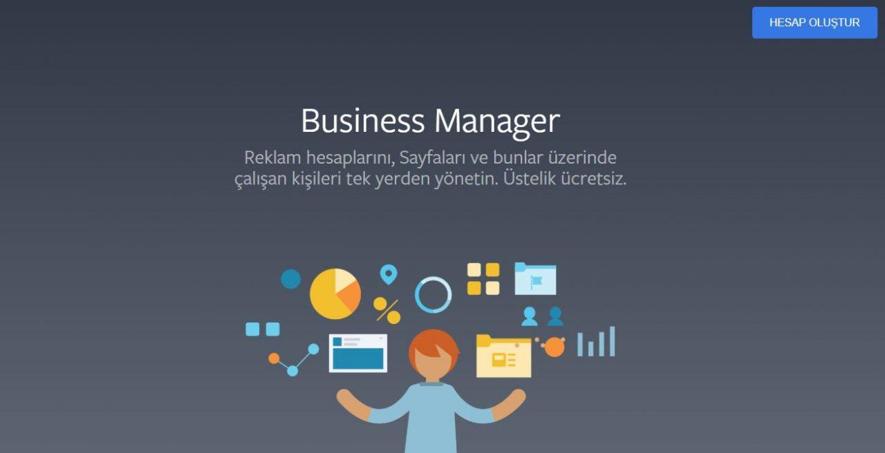 Facebook Business Manager Nasıl Kayıt Olunur?